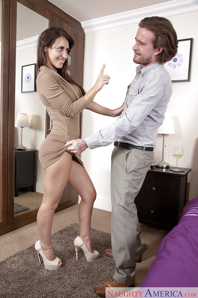 sexy horny wife