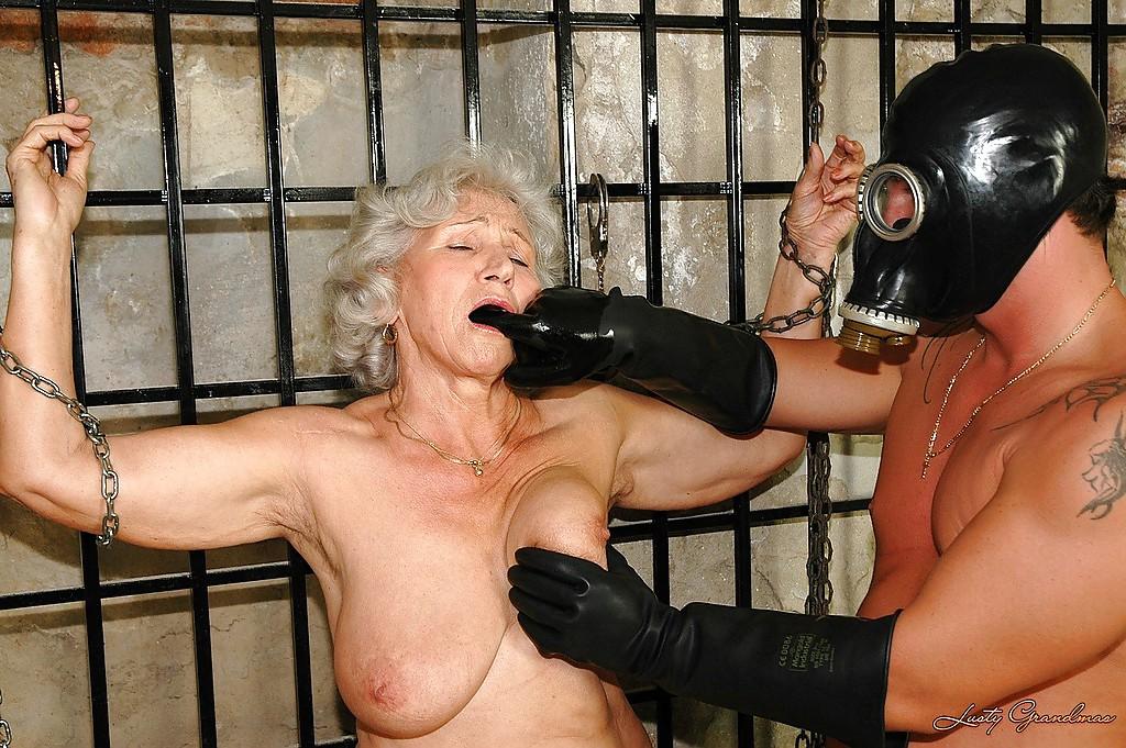 Granny Norma Bdsm