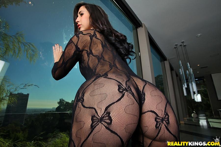 Latina Big Natural Tits Hd