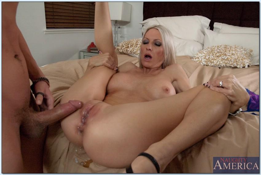 Big tit blonde teacher