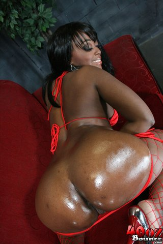 hot ass ebony stripper