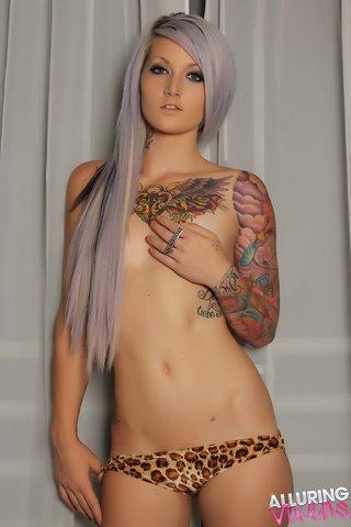 skinny beautiful breasts