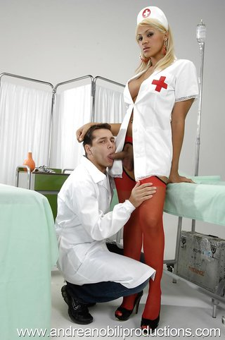busty nurse fuck