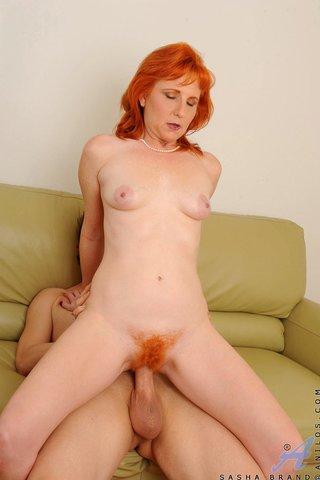 hardcore hairy ginger pussy
