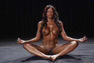 american ebony flexible workout