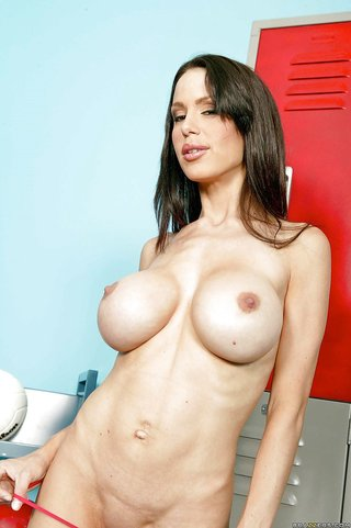 naked british milf