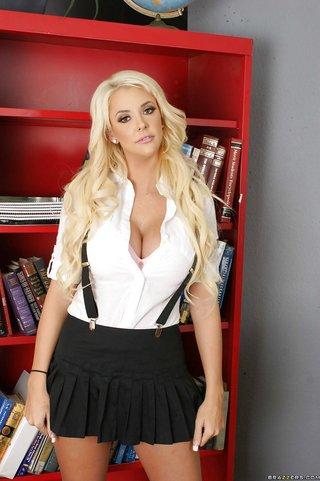 american school girl uniform