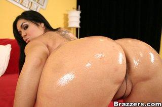 big tit juicy oil
