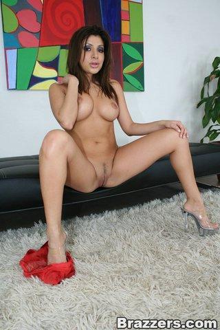 horny hot latina babe
