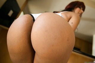 brunette big butt latina