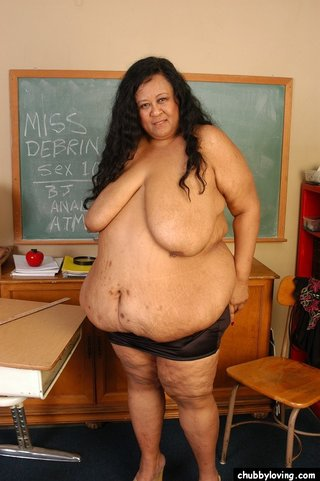 latina fat teacher