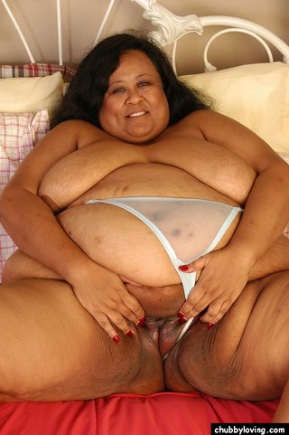 mature fat latina