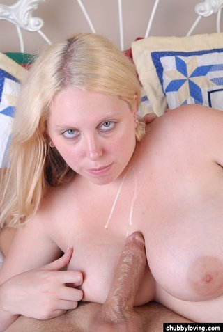 american chubby young blonde