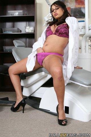 naked nurse