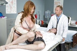 doctor fucking hardcore nurse