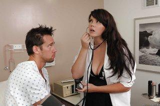 american naked doctor handjob