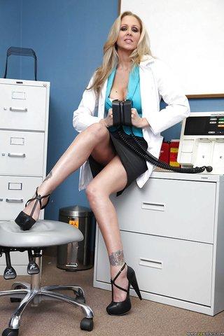 american uniform mature heels