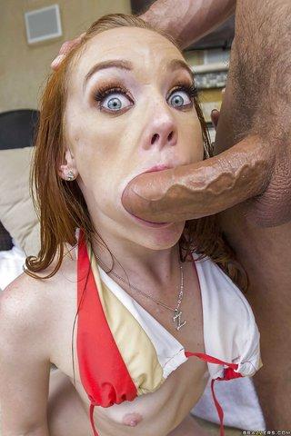 american facial dirty masseur