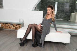 russian thin solo stockings