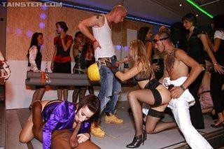 european drunk kissing
