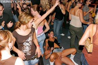 tiny tits drunk party