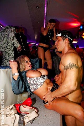 naughty drunk party sluts