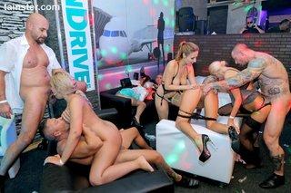 rough sex club