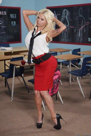 hot naked teacher