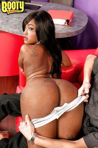 american fatty brunette big