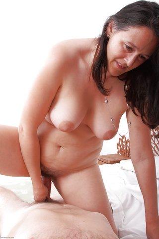 beautiful amateur cowgirl