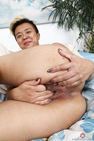 chubby petite asian