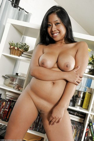 saggy tits shaved asian