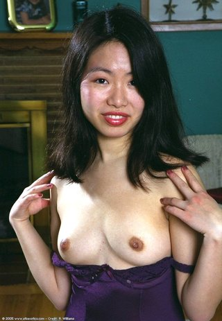 tiny asian lingerie