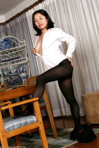 asian sexy pantyhose