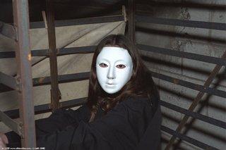 american beautiful mask