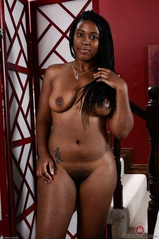 beautiful african amateur