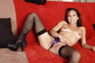 exotic amateur stockings
