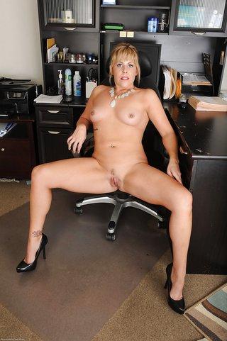 stripping milf secretary