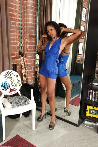 american amateur mature ebony