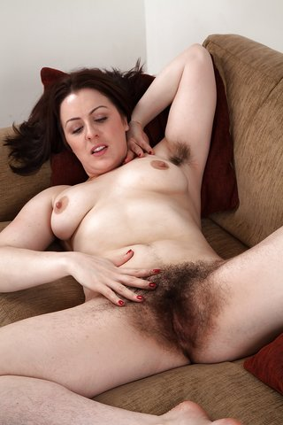 Hairy pussy and armpith