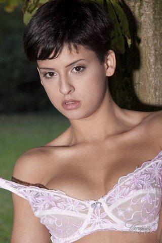 serbian hot babe lingerie