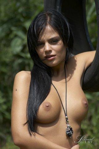 european pretty black girl