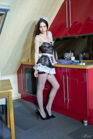 hot russian maid