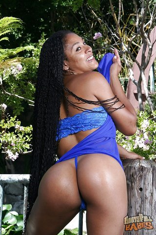 american gorgeous ebony