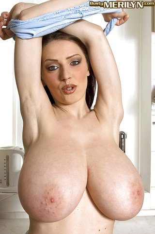 ukrainian topless european mom