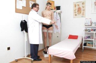 doctor uniform orgasm