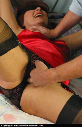 bdsm mature stockings