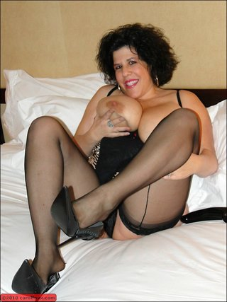 hardcore chubby stockings