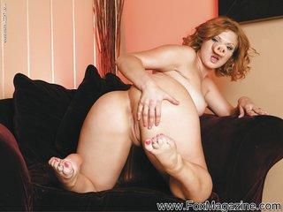 beautiful anal masturbation