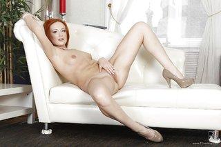beautiful big ass redhead